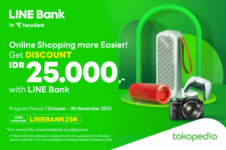 Tokopedia Promotion